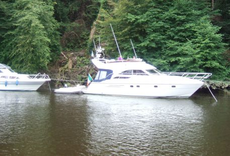 Boats Moored at Inistioge