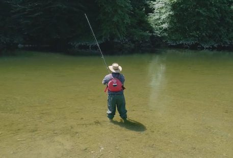 Fishing in Inistioge