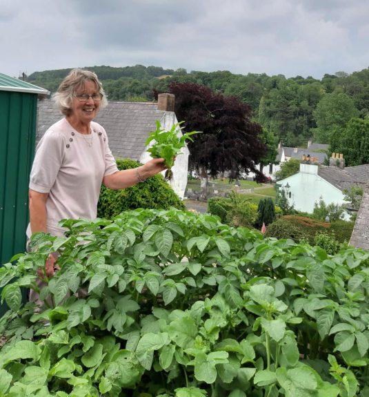 Inistioge Garden Produce