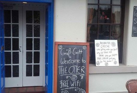The Otter Pub and Restaurant, Inistioge, Co. Kilkenny, Ireland