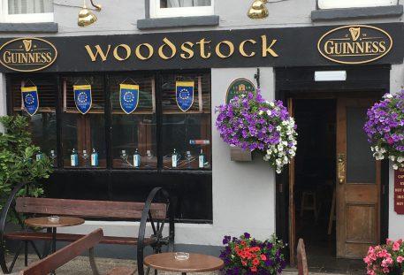 Woodstock Bar, Inistioge, Kilkenny, Ireland
