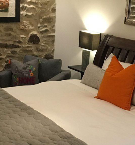 Woodtsock Accommodation Bedroom